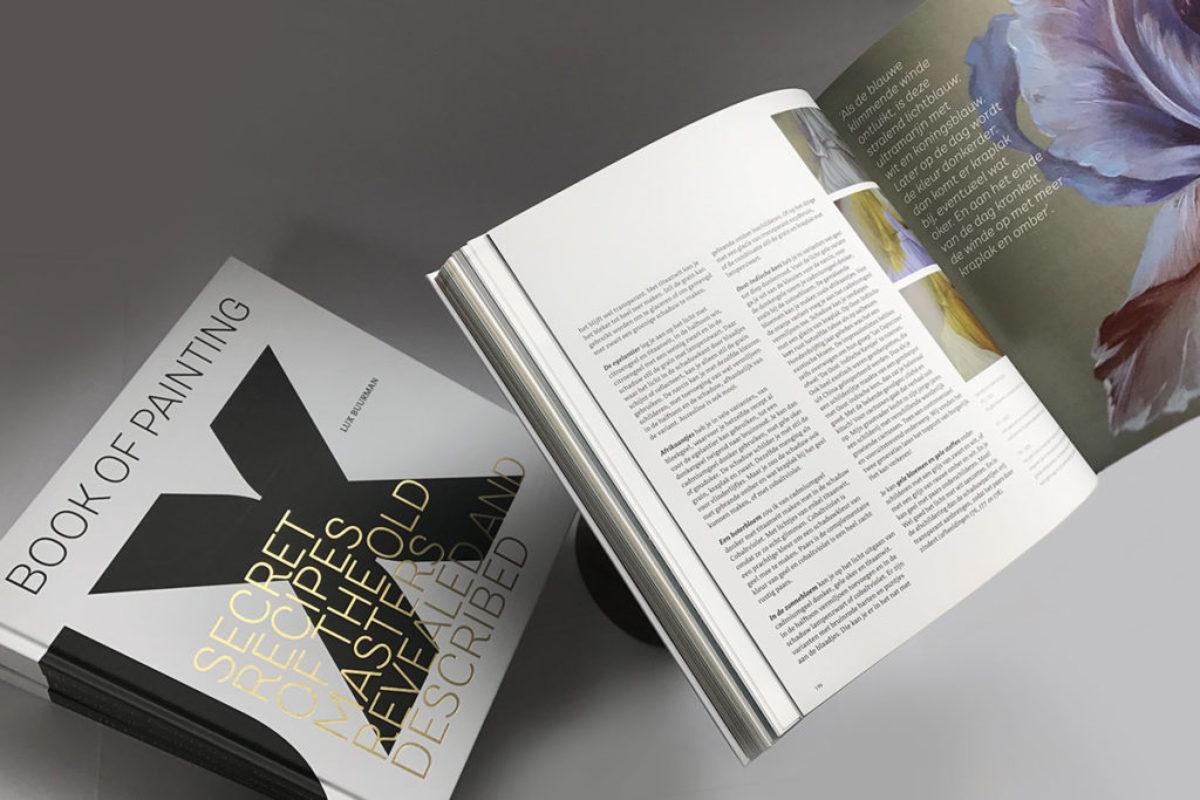"""SCHILDERBOEK / <a href=""""https://www.karinjanssenartanddesign.com/schilderboek/""""><strong>MEER</strong></a>"""