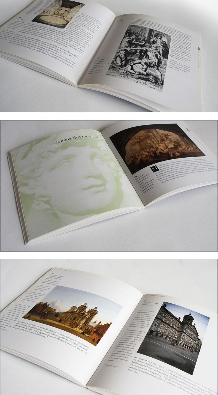 Voor Stichting Koninklijk Paleis het boek 'Het Paleis in de schilderkunst van de Gouden Eeuw', tevens verschenen in het Engels.