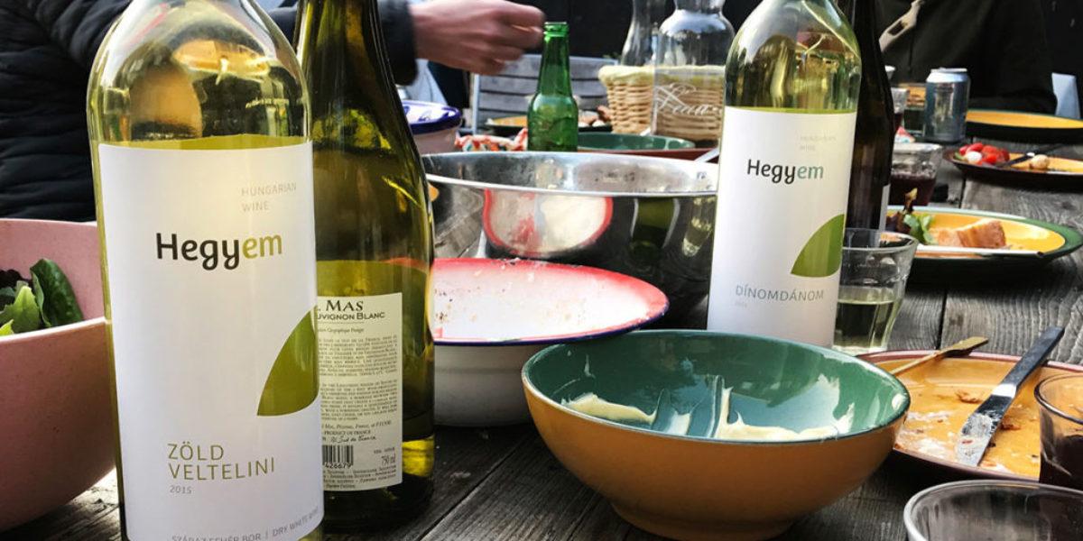 HEGYEM HUNGARIAN WINE /