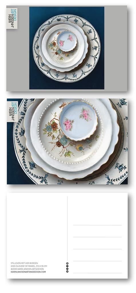 Ansichtkaarten:borden